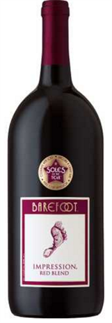 Barefoot Impression Red Blend